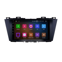 $enCountryForm.capitalKeyWord Australia - 9 inch Android 9.0 Car Stereo GPS Navigation for 2009-2012 MAZDA 5 with Mirror link multi-touch screen USB support OBD DVR 3G car dvd 1080P