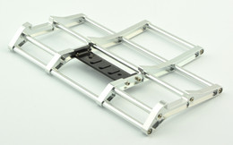tamiya cars 2020 - Metal Front Bumper for Tamiya King GL RC 1 14 Tractor Truck Car DIY