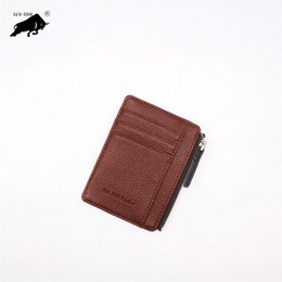 $enCountryForm.capitalKeyWord Australia - 2019 Best Selling! Genuine Leather Women Short Wallet Zipper Purse Short Handbag 4 Colors For Girl Lady Nice Gift Money Bag