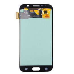 touch screen s6 Australia - 5.1 inch LCD for Samsung galaxy S6 G920i G920P G920f G920V G920A G920W8 lcd display touch screen digitizer for samsung s6 lcd 100% tested