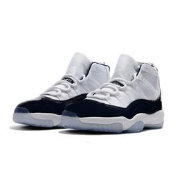 $enCountryForm.capitalKeyWord UK - Men AJ 11S basketball shoes retro jumpman XI Air flight 11 Win Like 82 Midnight Navy women kids sneakers boots with original box vds333