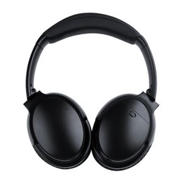 Chinese  High quality V12 High End ANC Wireless Headphones Active Noise Cancelling Bluetooth Gaming Headset Stereo Game Earbuds Bluedio Marshall manufacturers