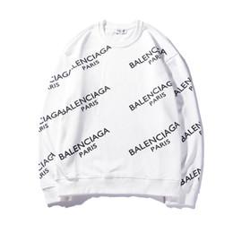 Опт 2019 Блузка с буквами и принтом Повседневная рубашка с длинным рукавом и длинными рукавами