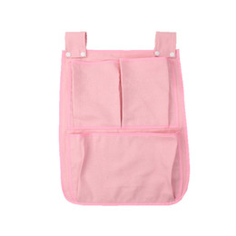$enCountryForm.capitalKeyWord Australia - Portable Large Capacity Home Baby Cot Clothes Toy Nursery Bedding Diaper Pocket Storage Bag Hanging Multifunction Crib Organizer