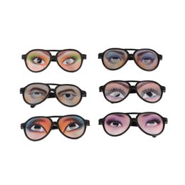 $enCountryForm.capitalKeyWord Australia - New Adult Kids Awesome Funny Eye Glasses Halloween Men Women Party Club April Fool's Day Stage Props Fashion Trends Style Cosplay Costumes