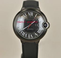 $enCountryForm.capitalKeyWord Australia - Limited Quantity Luxury Mens Watch W69012z4 Series Full Black Face Red Point Calendar Dial Automatic Movement Watch Men Wristwatch