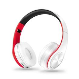 $enCountryForm.capitalKeyWord NZ - Best headphones Wireless earphones with microphone Digital Stereo Bluetooth Headset Card MP3 player FM Radio Music for all