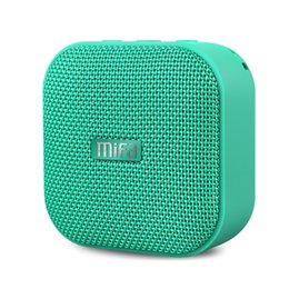 iphone stereo player NZ - Mifa Wireless Bluetooth Speaker Waterproof Mini Portable Stereo Music Outdoor Handfree Speaker For Iphone For Samsung Phones T190704