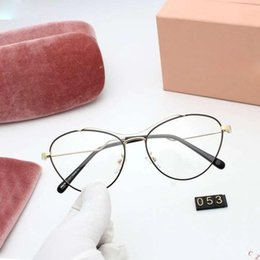frames for rimless glasses 2019 - folding Excellent Quality Fashion Designer Sunglasses Semi Rimless Sun Glasses For Mens Womens Gold Frame Green 51mm Gla