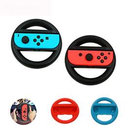 $enCountryForm.capitalKeyWord Australia - For Nintend Switch Steering Wheel Handle Stand Holder Left Right Joy-Con Joycon For Nintend Switch NS Controller Wheels
