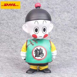 $enCountryForm.capitalKeyWord Australia - Q Version Dragon Ball Chiaotzu Crane Immortal Apprentice Tien Shinhan Birthday Present Plastic Action Collectible Model Toy 10CM OPP G132