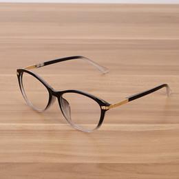 4265f99504 spectacle frames designs 2019 - Fashion Design Cat Eye Men Women Eyeglasses  Frame Elegant Black Transparent