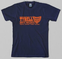 ford blades Australia - Tyrell Genetic Fashionnts T Shirt - blade runner, harrison ford, cyber punk, 80s