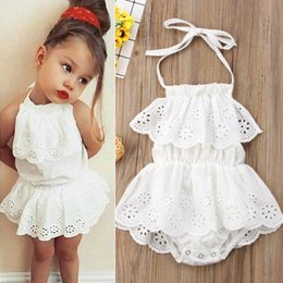 $enCountryForm.capitalKeyWord NZ - Pudcoco Cute Newborn Kids Baby Girl Infant Lace Romper Dress Jumpsuit Playsuit Clothes