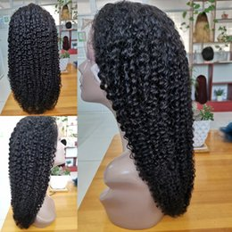 $enCountryForm.capitalKeyWord Australia - MEYA Afro Style Jerry Curly Human Hair Lace Front Wigs 4x4, 4x13, 6x13, 360 Lace Wigs, Full Lace Wigs Pre-Plucked Natural Color