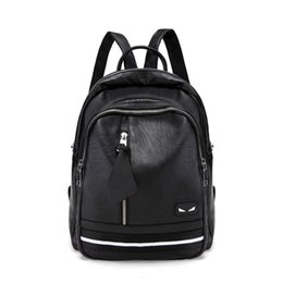 PaPer shoulder bags online shopping - Elegant2019 Genuine Wen Yang Soft Leather Will Capacity Both Shoulders Package More Function Backpack Travelling Bag Individual Paper