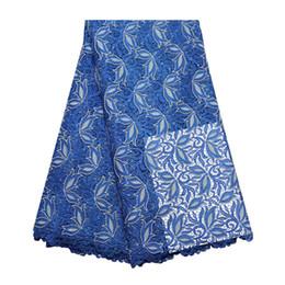 $enCountryForm.capitalKeyWord Australia - guipure cord lace fabric high qualtiy 5yards lot 007 nigeria wedding party aso ebi african lace fabric