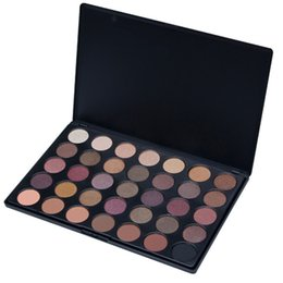 $enCountryForm.capitalKeyWord Australia - Palette Professional Makeup Shining Matte Pearlescent Soft 35 Colour Wedding Glitter Eye Shadow Daily Natural Party