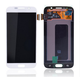 S6 Edge Plus Lcd Australia - For Samsung Galaxy S6 Edge Plus LCD G928 G928F Display Touch Screen Assembly Replacement For 5.7