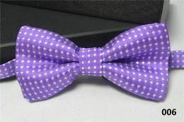 $enCountryForm.capitalKeyWord Australia - Kids bowties polka dot bow tie Boy Girl baby women men bow ties fashion neckwear for Wedding Party Children Christmas wholesale DHL