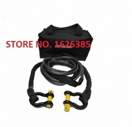 tow cable UK - 8TX6M--12TX6M, heavy duty winch towing rope float on water ATV UTV tow trailer cable rope lifting sling ndSp#