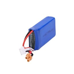 frame battery NZ - 11.1V 1000mAh Lipo Battery For XK X450 FPV RC Drone Spare Parts Accessories Replace Rechargeable Batteries