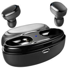 $enCountryForm.capitalKeyWord Australia - T12 TWS Bluetooth Earphone Headphone With Mic True Wireless Mini Earbud Stereo Music HeadPhone HandsFree Cordless Headset For Phone