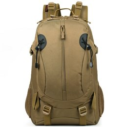 $enCountryForm.capitalKeyWord NZ - Army Tactical Backpack Hiking Mountaineering Camping Bag Men Women Outdoor Sports Camouflage Backpack Travel Bag