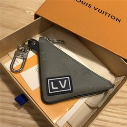 $enCountryForm.capitalKeyWord NZ - Top Quality Luxury Designer keychain key chains Fashion Accessories Bag ornaments pendant bag car pendant gift box packaging MP2217