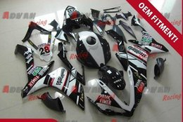 R1 Tank Australia - New Injection Fairing kit fit for YAMAHA YZFR1 07 08 YZF R1 2007 2008 YZF1000 Motorcycle ABS Fairings +tank cover cool white black