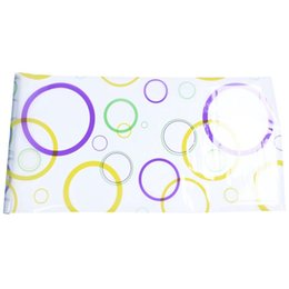 window frosting stickers Canada - Bedroom Bathroom Home Waterproof Glass Window Privacy Film Sticker PVC Frosted Colorful circle