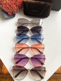 $enCountryForm.capitalKeyWord Australia - To The new men and women sunglasses eight-figure design unique concise sunglasses fashion beach sunglasses 63*6*145