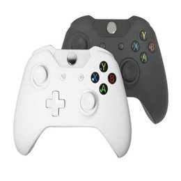 Xbox One Wireless Controllers Australia - Bluetooth Wireless Controller Gamepad Precise Thumb Joystick Gamepad For Xbox One for Microsoft X-BOX Controller With Retail Packing