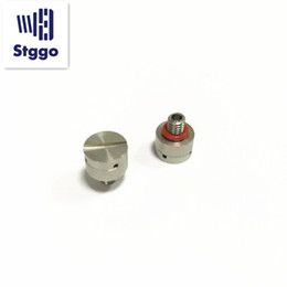 ip68 connectors Australia - M4*0.7 stainless steel Ip69K screw vent IP68,IP69K m4x0.7 Tiny Stainless Steel Protective Breather Pressure Release Vent Plug Elements