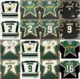 $enCountryForm.capitalKeyWord Australia - Vintage Hockey Jersey 2 DERIAN HATCHER 9 MIKE MODANO 16 PAT VERBEEK 20 ED BELFOUR Dallas Stars 1990 CCM Jersey S-3XL