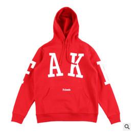 070e6251b Friends hoodies online shopping - Autumn Winter Mens Designer Hoodie FAKE Friend  Letter Embroidered Sweatshirts Fashion