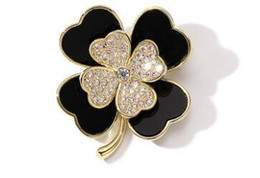 $enCountryForm.capitalKeyWord Australia - Flower Brooch Female Accessories Retro 100-tie Sweater Cardigan Pin Button Decorative Creative Collar Pin