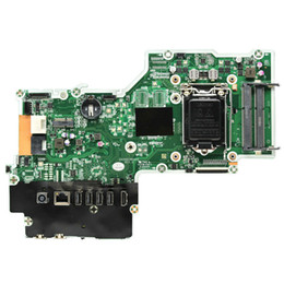 hp 755 motherboard NZ - 799346-001 For HP 23-Q 27-N AIO motherboard DA0N61MB6G0 799346-501 799346-601 motherboard 100%tested fully work