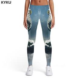 $enCountryForm.capitalKeyWord Australia - KYKU Brand Fish Leggings Women Animal Sexy Forest Trousers Harajuku Ladies Tracksuits Leggins Womens Leggings Pants Jeggings