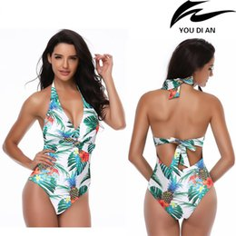 $enCountryForm.capitalKeyWord Australia - New One Piece Swimwear Plus Size Swimsuit One Piece Large Size Russian Swim Suit Beachwear Bathing Wear Big Size 2xl To 5xl Y19062901