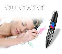 Color flashlights online shopping - Top K07 Cellphone Mini quot Tiny Screen GSM Dual SIM Camera Flashlight Bluetooth Dialer Mobile Phones recording pen