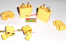 $enCountryForm.capitalKeyWord Australia - 10pcs Original Amass XT90 Bullet Connectors 4.5mm Plug Male   Female For RC Charger LiPo Battery