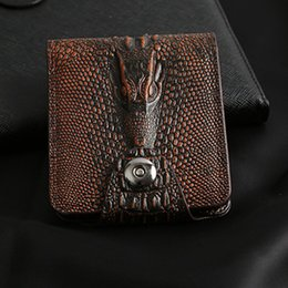 Practical Gifts Men NZ - PU Leather Classic Gift Wear Resistant Exquisite Multi Pocket Purse Men Wallet Practical Card Holder Magnetic Buckle Bifold