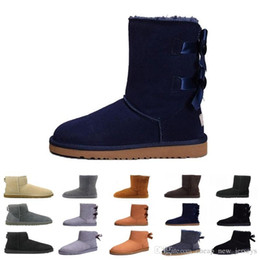 Hand sHaped cHarms online shopping - Hot Sale WGG Australia Women s Classic tall Boots Womens Snow boots Winter Women Girl Snow Boots leather boot US SIZE