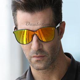 $enCountryForm.capitalKeyWord Australia - Polarized Sunglasses Men Women Cat Eye Sunglasses Night Vision Googles Sun Glasses New 2019 Miroir Gafas De Sol Mujer