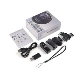 Md81s Camera Australia - Mini MD81S Camera Camcorder Wifi IP P2P Wireless DV Camera Secret Recording CCTV Android iOS Camcorder Video Espia Nanny Candid