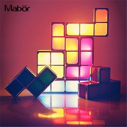 $enCountryForm.capitalKeyWord Australia - Diy Night Creative Tetris Block Fashion Constructible Atmosphere Lamp Led Light Us Plug Q190611