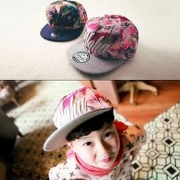 Hips Girl Australia - Baseball children's hat baby summer sun hat boy girl cute street baseball cap hip hop hat tide