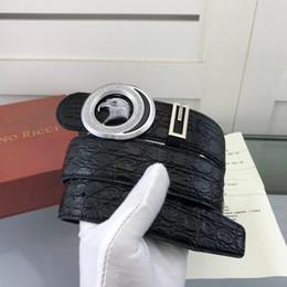 $enCountryForm.capitalKeyWord NZ - Stone pattern Mens Belt Authentic Official Belt With Box
