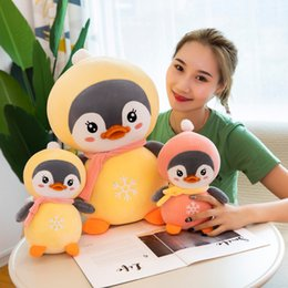 games for birthdays NZ - Aquarium Animal Penguin Plush Toys Stuffed Animals Dolls Cute Kepple For Children Toy Birthday Christmas Gifts Kids Toys